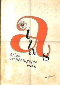 Julien Pech - Atlas archéologique d'Albi.