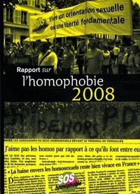 Julien Picquart et Lucie Beguin - Rapport sur l'homophobie.