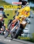 Julien Prétot - Cyclisme 2018 - Le livre d'or.