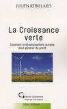 Julien Rebillard - La croissance verte.