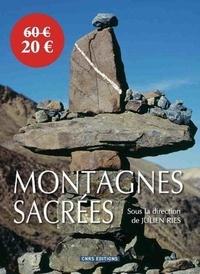 Julien Ries - Montagnes sacrées.
