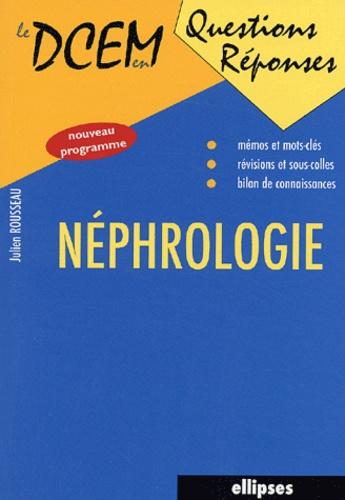 Julien Rousseau - Néphrologie.