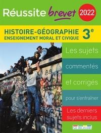 Julien Ruffinatto et Pascal Bréval - Histoire-géographie brevet 3e - Enseignement moral et civique.