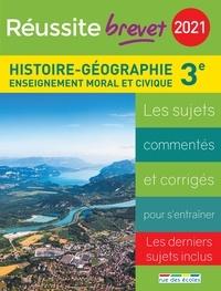 Julien Ruffinatto et Pascal Bréval - Histoire-Géographie Enseignement moral et civique 3e.