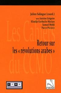 """Julien Salingue - Retour sur les """"révolutions arabes""""."""