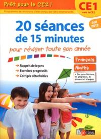 Julien Salmon - 20 séances de 15 minutes pour réviser toute son année - Prêt pour le CE2 !.