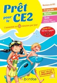 Julien Salmon - Prêt pour le CE2 - L'essentiel en 15 minutes par jour.