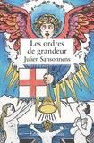 Julien Sansonnens - Les ordres de grandeur - Thriller politique.