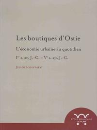 Les boutiques dOstie - Léconomie urbaine au quotidien : Ier s. av. J.-C. - Ve s. ap. J.-C..pdf