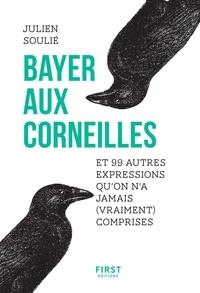Julien Soulié - Bayer aux corneilles - Et 99 autres expressions qu'on n'a jamais (vraiment) comprises.
