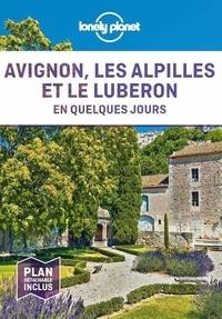 Julien Trambouze et Elodie Rothan - Avignon, les Alpilles et le Luberon en quelques jours. 1 Plan détachable