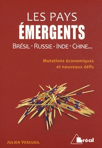 Corridashivernales.be Les pays émergents - Brésil-Russie-Inde-Chine... Mutations économiques et nouveaux défis Image