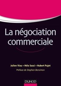 Julien Viau et Héla Sassi - La négociation commerciale.