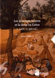 Julien Zurbach - Les hommes, la terre et la dette en Grèce (c. 1400-c. 500 a.C.) - 2 volumes.