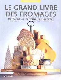 Histoiresdenlire.be Le grand livre des fromages Image