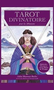 Livres gratuits lus en ligne sans téléchargement Tarot divinatoire pour les débutants  - Avec 78 cartes par Juliet Sharman-Burke 9791028503710 in French PDF FB2 PDB