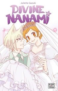 Julietta Suzuki - Divine Nanami Tome 25 : .