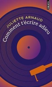 Livres audio gratuits téléchargement torrent Comment t'écrire adieu