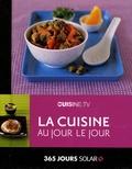 Juliette Aubigné - La cuisine au jour le jour.