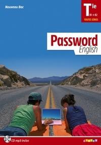 Juliette Ban-Larrosa et Claudine Lennevi - Password English Tle toutes séries B1/B2. 1 CD audio MP3