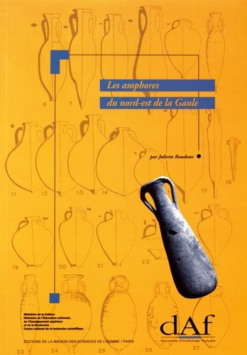 Les amphores du nord-est de la Gaule (territoire français). Contribution à l'histoire de l'économie provinciale sous l'Empire romain