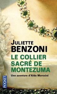 Histoiresdenlire.be Le collier sacré de Montezuma Image