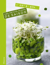 Juliette Bordat - Les petits plats de saison.
