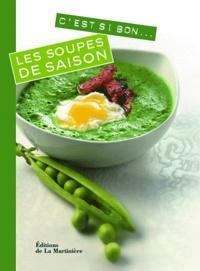 Juliette Bordat et  Sucré Salé - Les soupes de saison.