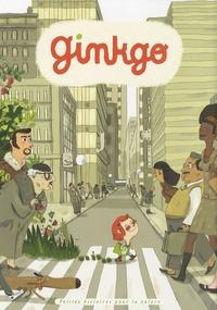 Juliette Boulard - Ginkgo - Petites histoires pour la nature.