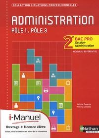 Administration 2e Bac pro Gestion Administration Pôle 1 Pôle 1ère partie.pdf