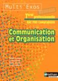 Juliette Caparros et Lucine Chevrier - Communication et Organisation Tle Bac pro comptabilité.