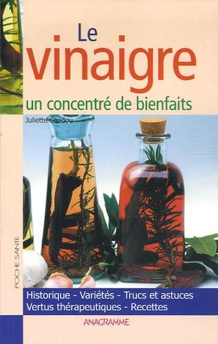 Juliette Coadou - Le vinaigre.