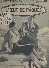 Juliette Debry - L'œuf de pâques.