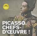 Juliette Degennes - Picasso - Chefs-d'oeuvre !.