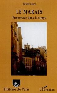 Juliette Faure - Le marais. - Promenade dans le temps.