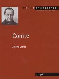 Juliette Grange - Comte (1798-1857) - Sciences et philosophie.