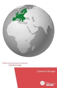 Juliette Grange - Comte et l'Europe.