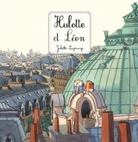 Juliette Lagrange - Hulotte et Léon.
