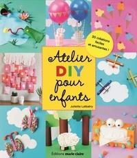 Juliette Lalbaltry - Ateliers DIY pour enfants.