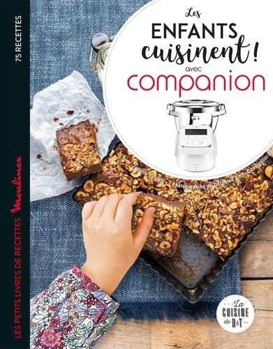 Les enfants cuisinent avec Companion - 9782035970244 - 7,99 €