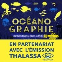 Juliette Lambot et Mélody Denturck - Océanographie - Comprendre l'océan en 50 planches illustrées.