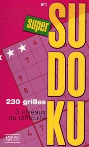 Super Sudoku N° 1 - 230 Grilles.pdf