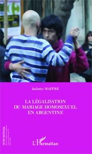 La légalisation du mariage homosexuel en Argentine.pdf