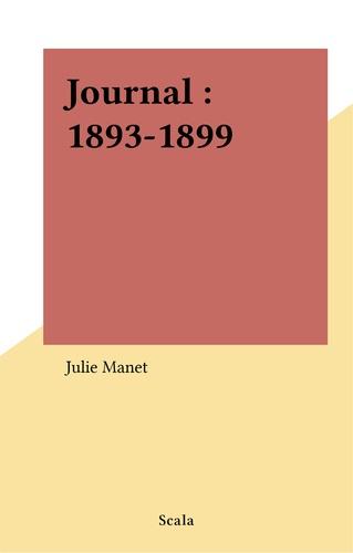 Journal. 1893-1899