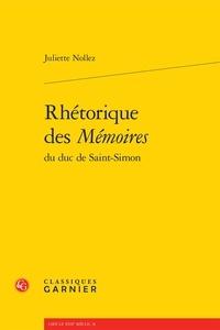Rhétorique des Mémoires du duc de Saint-Simon.pdf