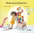 Juliette Parachini-Deny et Séverine Duchesne - Devine qui est le plus fort....