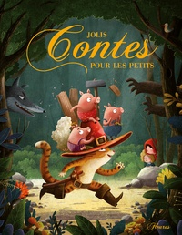 Juliette Parachini-Deny et Sophie Lebot - Jolis contes pour les petits.