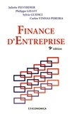 Juliette Pilverdier et Philippe Gillet - Finance d'entreprise.