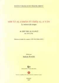 Openwetlab.it Mir'at al-zaman fi tarih al-a yan (Le miroir du temps) de Sibt ibn al-Gawzi - Edition et étude des années (395-411/1004-1021) Image