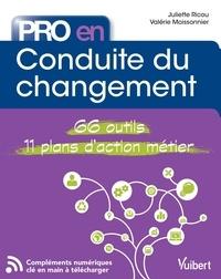 Juliette Ricou et Valerie Moissonnier - Pro en conduite du changement.